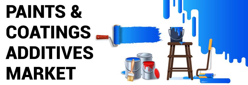 Paints Coatings Additives Market